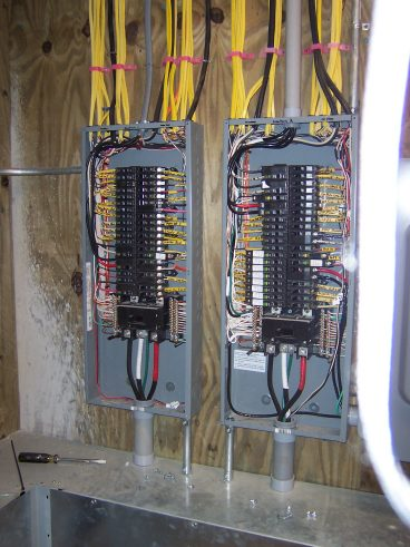 phone wire diagram residential electrical panels mec  inc  residential electrical panels mec  inc